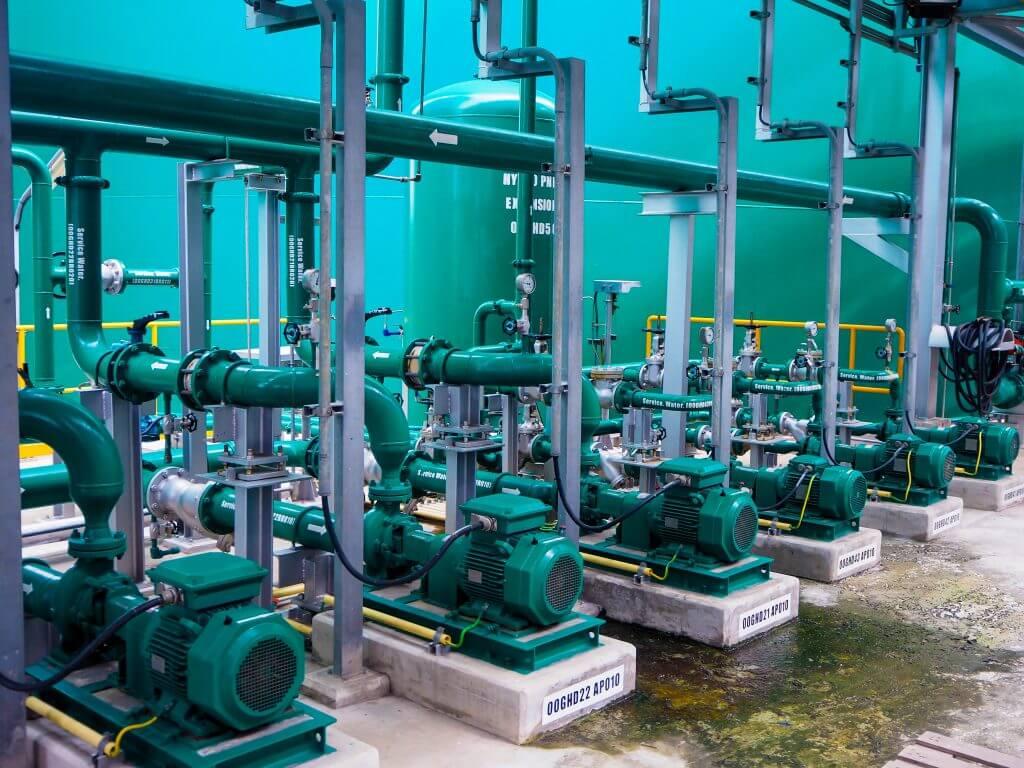 Cryogenic liquid pump