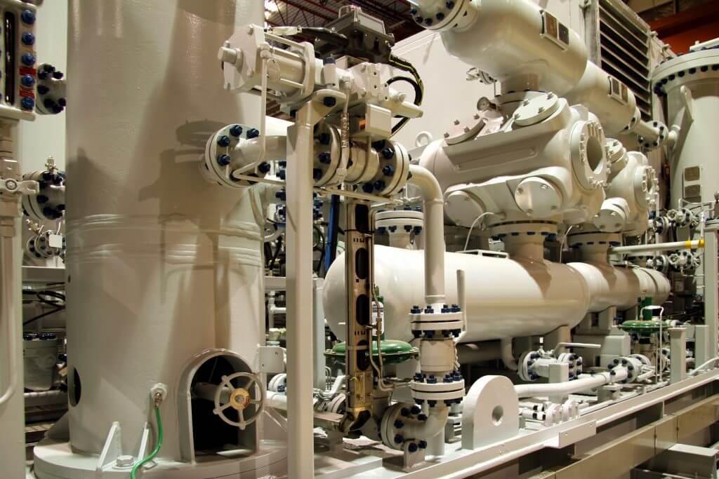 завод по производству газовых компрессоров